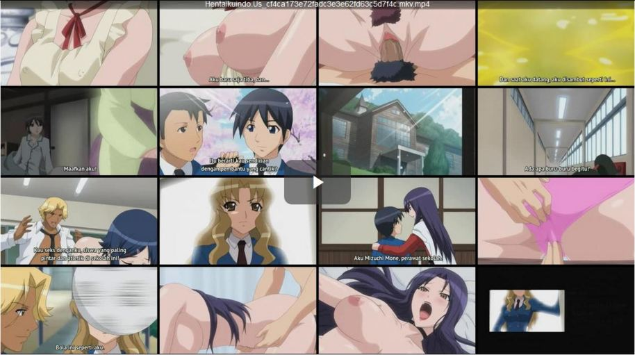 [UNCENSORED] Anata dake Konbanwa Episode 1 Subtitle Indonesia