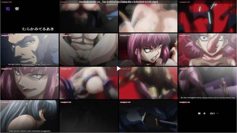 Taimanin Asagi Episode 4 Subtitle Indonesia