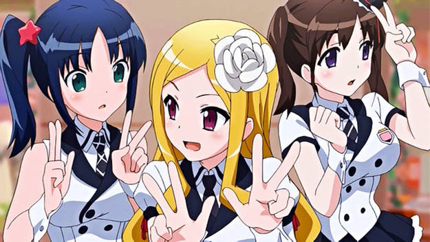 Idol☆Sister Episode 1 Subtitle Indonesia