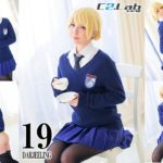 JAV Cosplay Darjeeling (ダージリン) – Girls und Panzer [C2.lab]